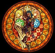 Stained Glass -7 -EX+-