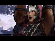 Warriors Orochi 4 - Zhou Tai Unique Weapon