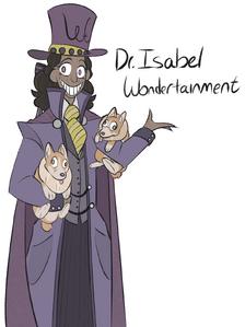 Isabel V Wonder