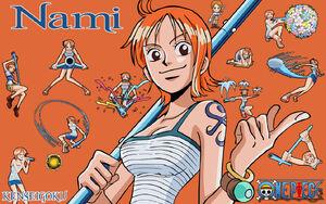 One Piece Nami 0026 by kenseigoku