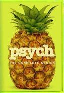Psych The Complete Series