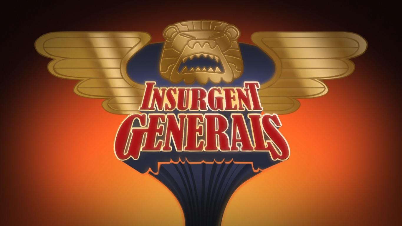 Insurgent Generals