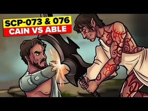 SCP 073 & 076 - Cain vs Able (SCP Animation)