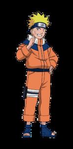 Young Naruto Uzumaki
