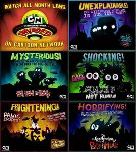 Cartoon Network Invaded (alternative version)