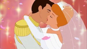 Cinderella and Charming Kiss
