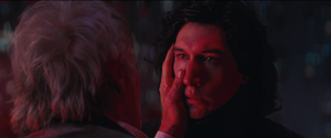 Han Solo and Kylo
