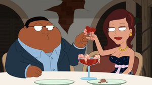 Junior and Cecelia on a Date