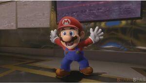 Luigi's mansion 3 mario