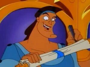 Odysseus Disney's Hercules