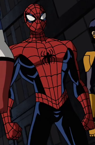Spider-Man (The Avengers: Earth's Mightiest Heroes)