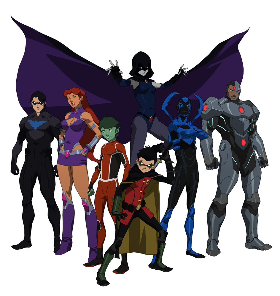 Teen Titans (DC Animated Film Universe)
