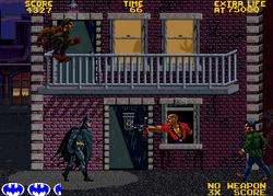 Batman arcade