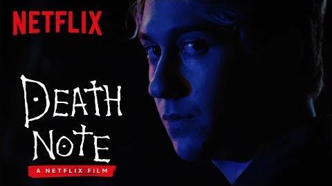 Death Note Official Trailer HD Netflix