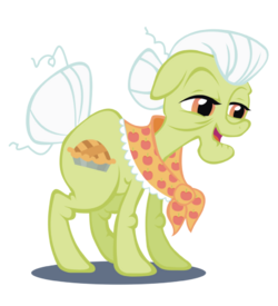 Granny smith revectorized by kna-d4gd7rm.png