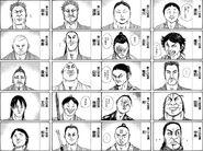 Hi Shin Unit's First Gen Squad Leaders