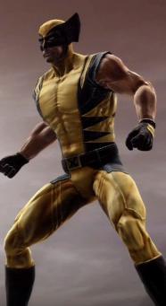 Wolverine (Spider-Man: Web of Shadows)