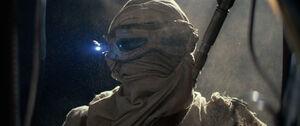 Rey masked