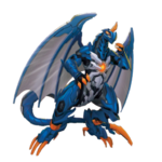 BBP DragonoidAquos Cutout