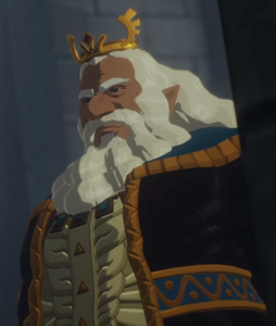 King Rhoam HW.