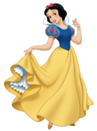 Princess Snow White official artwork