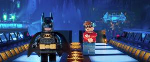 Robin asking to batman