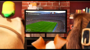 The Secret life of Pets Barcelona vs. Real Sociedad 2