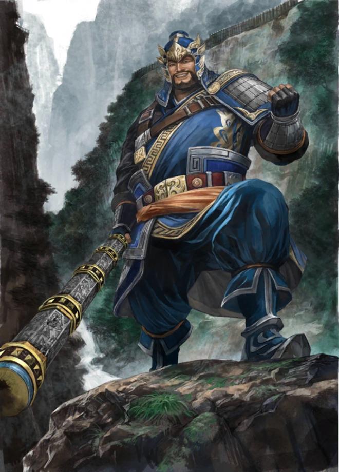 Xiahou Yuan