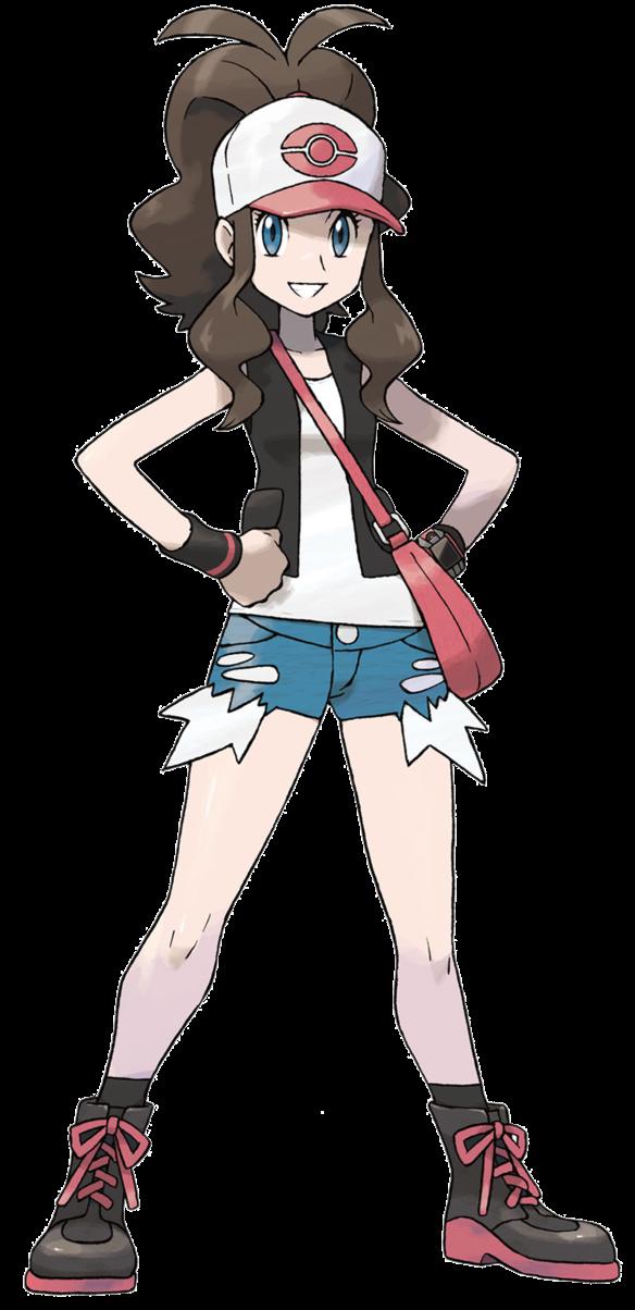 Hilda (Pokémon)
