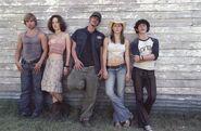 Jessica Biel as Erin Hardesty in Texas Chainsaw Massacre 2