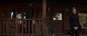 Nick Fury & Carol Danvers Funeral