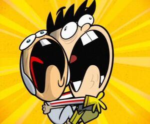 Petrified! youngerkick&bradscared