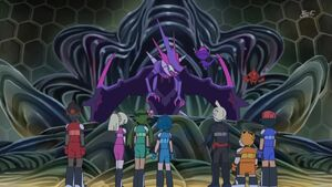 Ultra Guardians with Naganadel