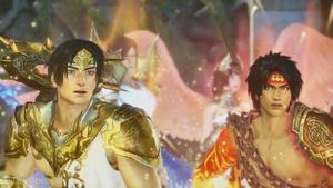 Warriors Orochi 4 Ultimate - All Endings (Bad Ending, True Ending) -HD 1080P-.mp4 snapshot 00.10.463