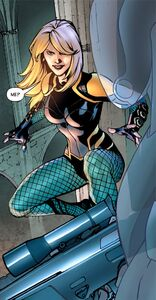 Black Canary Prime Earth 0001
