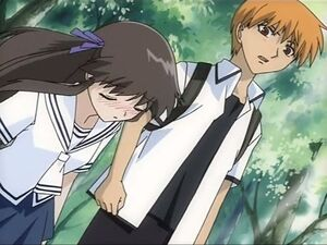 Kyo and Tohru2