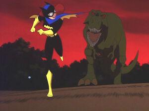 MS 26 - Run Batgirl Run