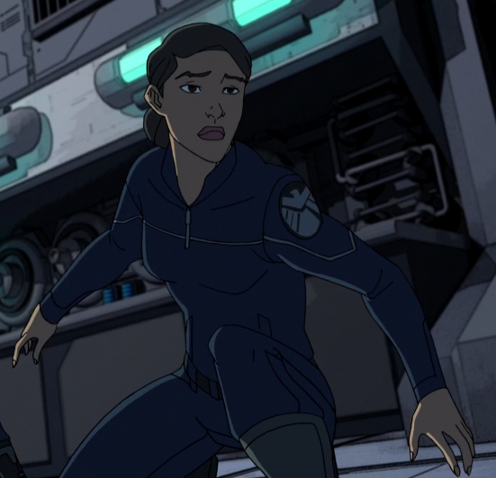 Maria Hill (2010s Marvel Animated Universe)