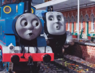 Surprise Thomas And Spencer