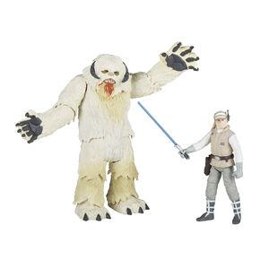 Wampa and Luke Skywalker - Hasbro Force Link