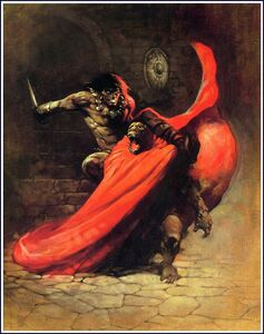 Conan vs thak