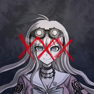 Danganronpa V3 Miu Iruma Death Portrait