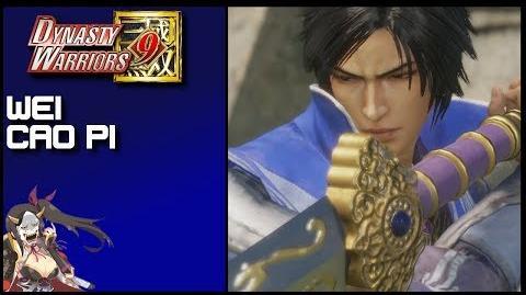 Dynasty Warriors 9 - Cao Pi - Moves & Ending