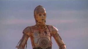 Every Time C-3PO Whines and Complains in Star Wars