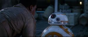 Finn asks BB8