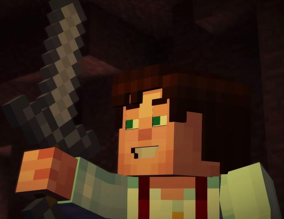Jesse (Minecraft: Story Mode)/Synopsis
