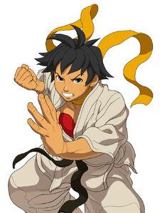 Makoto street fighter