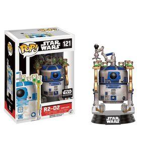 R2-D2 Jabba's Skiff POP