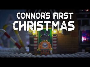 SCP Confinement Stopmotion - Connor's First Christmas