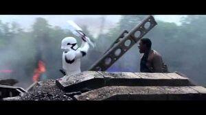 Star Wars The Force Awakens Finn vs TR-8R Full Scene 1080p